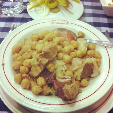 El Bedel II: El plato fuerte