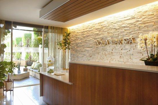 The Beverly Hilton: Aqua Star BABOR Beauty Spa