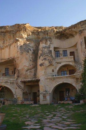 Esbelli Evi Cave Hotel: the hotel