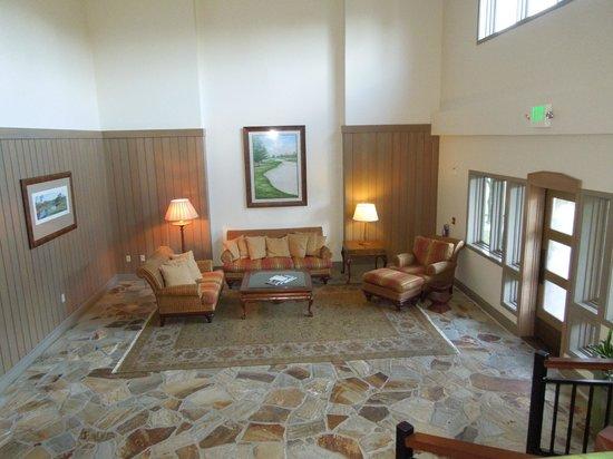 Arnold Palmer's Bay Hill Lodge : dentro do hotél