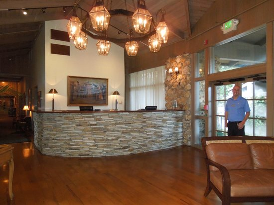 Arnold Palmer's Bay Hill Lodge : Recepção