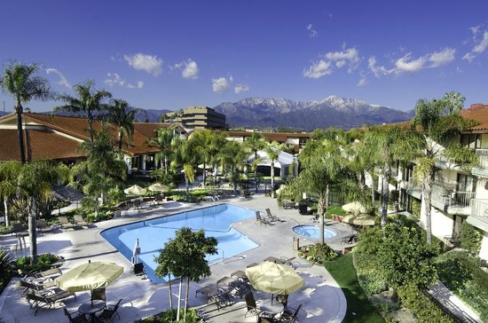 DoubleTree by Hilton Hotel Ontario Airport: Ontario Resort View