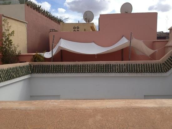 Riad Porte Royale: roof top