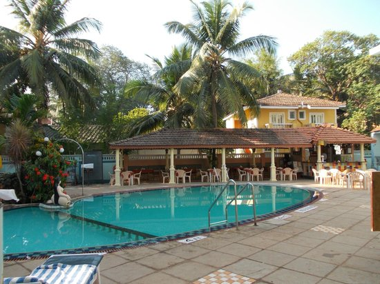Osborne Resort Goa: nice pool with a deep end