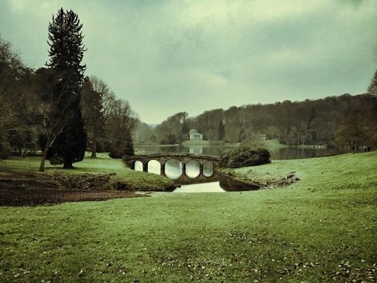Spread Eagle Inn: Stourhead Garden