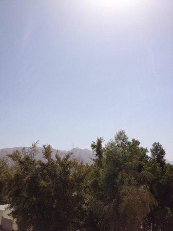 Ain Al Faida One To One Hotel And Resort: Nature