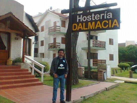 Hosteria Dalmacia: Entrada a la Hosteria