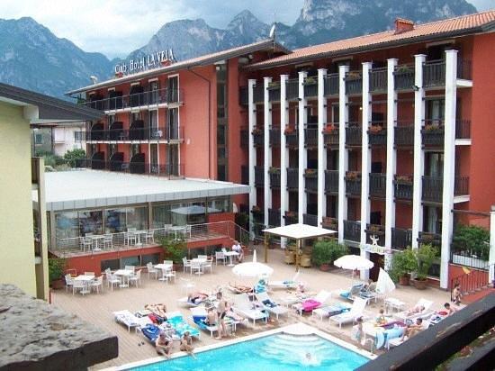 Hotel La Vela Torbole Bewertung