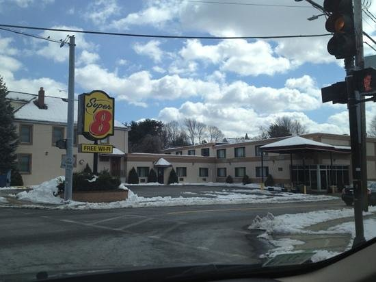Super 8 Watertown/Cambridge/Boston Area: close to Arsenal Mall