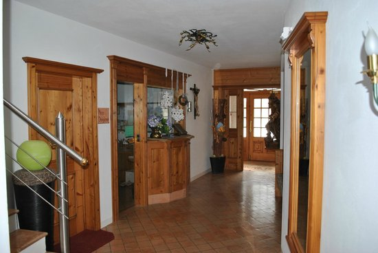Residence St. Martin Appartements: Ingresso