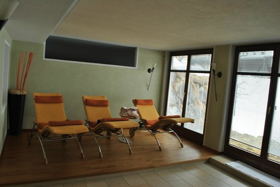 Residence St. Martin Appartements: Sala relax