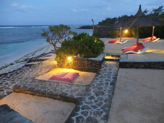 La Maison D'ete Hotel: vue de la plage