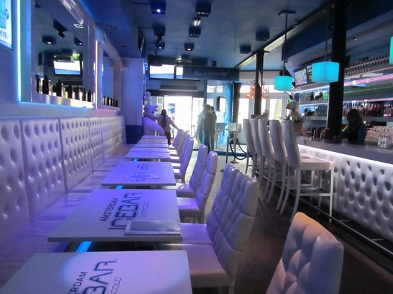 Xtracold Icebar Amsterdam: XtraCold