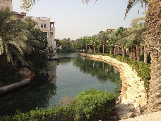 Jumeirah Al Qasr at Madinat Jumeirah: Дубайская Венеция