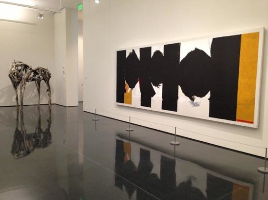 Figge Art Museum: Motherwell