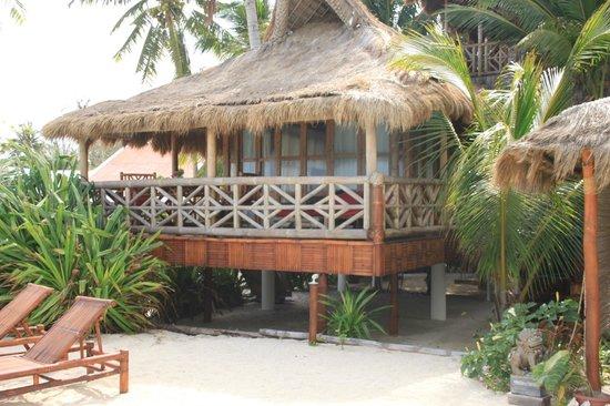 The Coral Blue Oriental Beach Villas & Suites : Beachsuite no 1