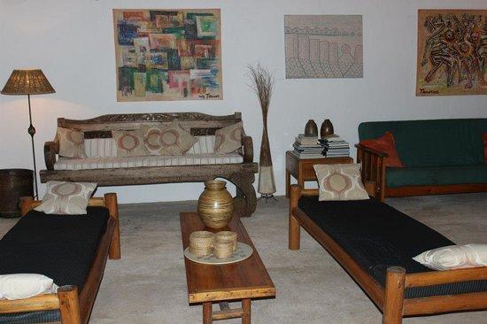 O Lar Do Ouro Guest Lodge : Lounge