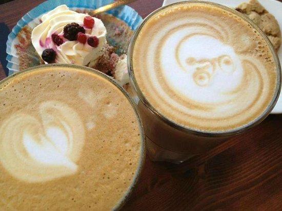 Traktern kaffebar: Coffee