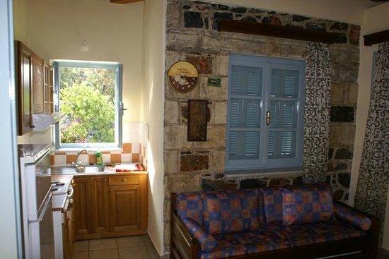 Katafigio Village: Κουζίνα