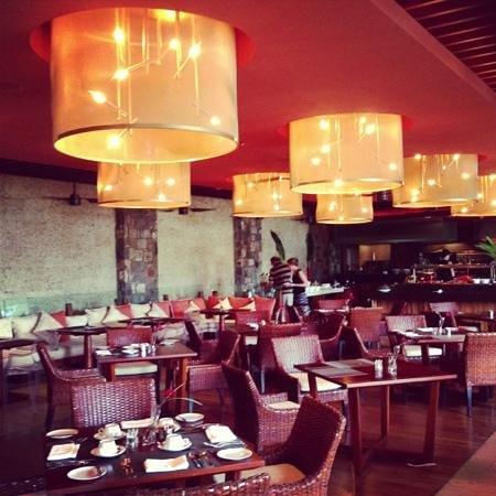 Angsana Balaclava Mauritius: restaurant Oryza