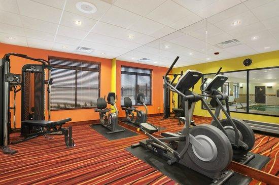 Wingate By Wyndham Tulsa : Fitness Room