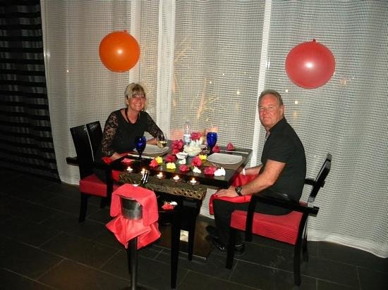 Hilton Sharks Bay Resort: celebrating my birthday in house of asia