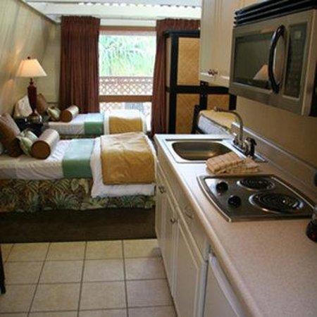 Hotel Molokai: Garden View Deluxe Kitchenette