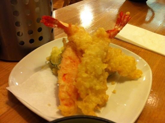 Kojiro : crevettes