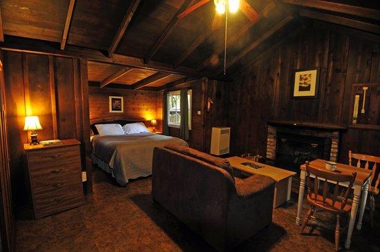 Ripplewood Resort: Living Area