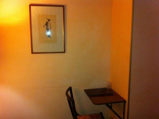 Le Boulevard Hotel: super escritorio