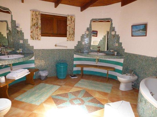 Cote Sud: GLI ARANCI salle de bain 1