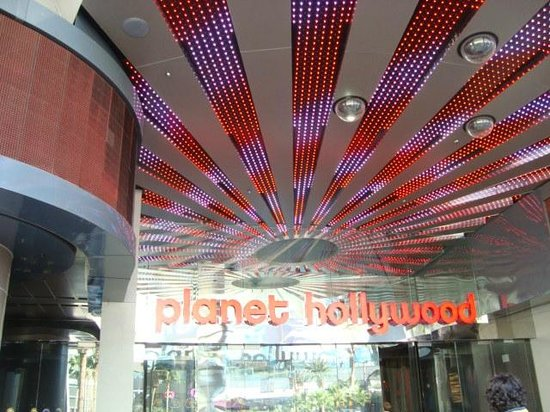 Planet Hollywood Resort & Casino: Planet Hollywood  a great place to stay!