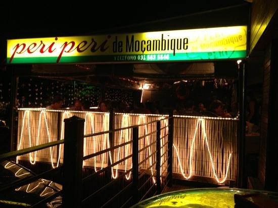 Peri-Peri De Mocambique: outside