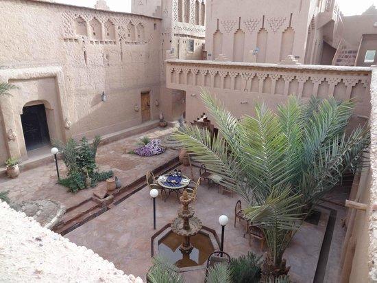 Terrasse - Espace Kasbah Amridil
