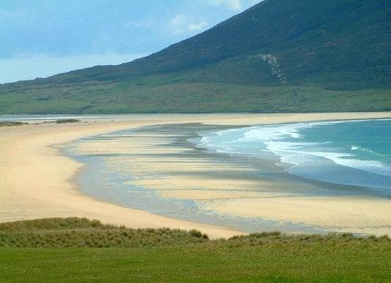Wyspa Lewis and Harris, UK: Luskentyre