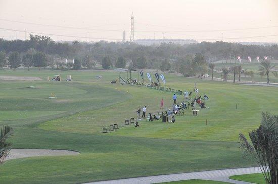 The Westin Abu Dhabi Golf Resort & Spa: Range