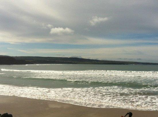 Lahinch Beach: Beach