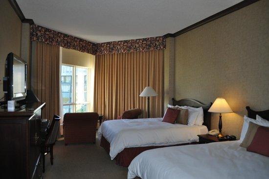 Rimrock Resort Hotel: Deluxe Queen double