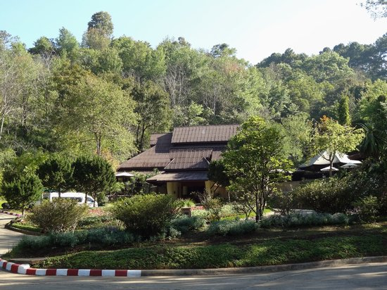 Angkhang Nature Resort : Rooms
