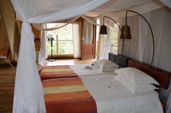 Erongo Wilderness Lodge: Lots of room