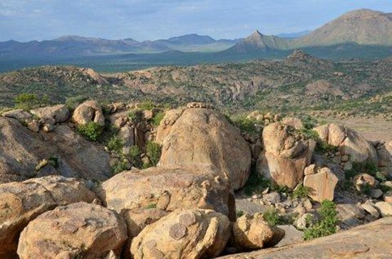 Erongo Wilderness Lodge: Great landscape