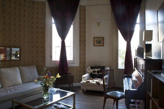 Splendido Hotel: Wohnzimmer