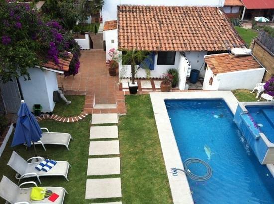Villas Xochiquetzal Hotel: alberca