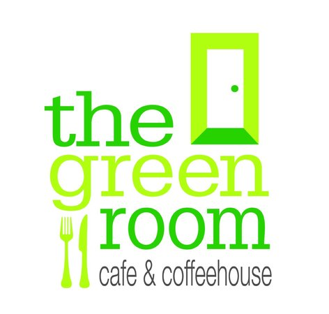 The Green Room Cafe And Coffee House: logo