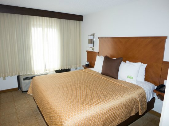 Hyatt Place Kansas City Airport: Bedroom