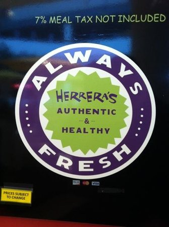 Herrera's Mexican Grill