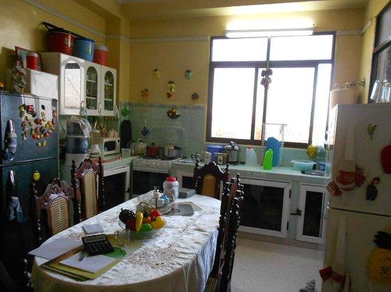 Casa Alina : la cucina di Alina