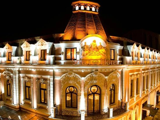 Hotel Select Iasi: SELECT HOTEL IASI