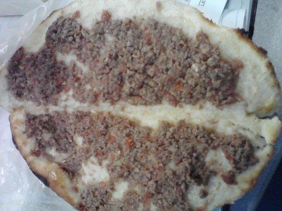 Al-Noor Bakery: meat pie
