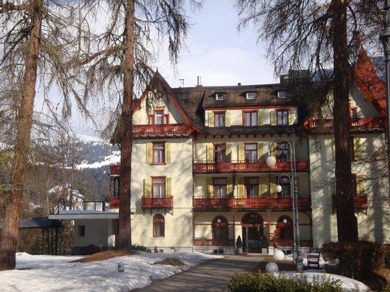 Grand Hotel Waldhaus: Silvana House